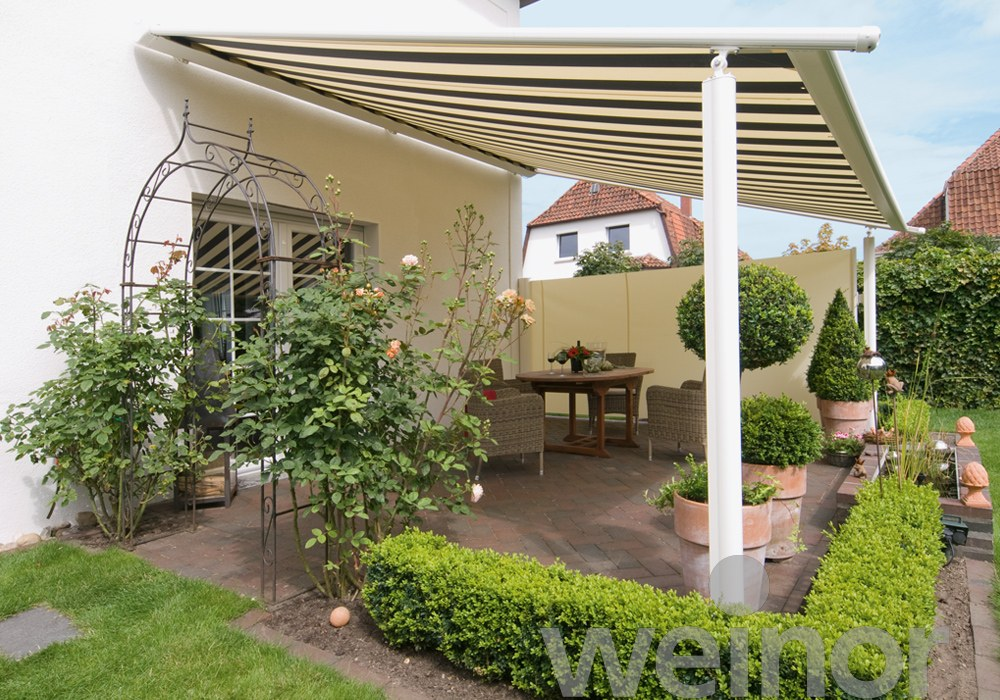 Plaza Home Pergola Markise Weinor