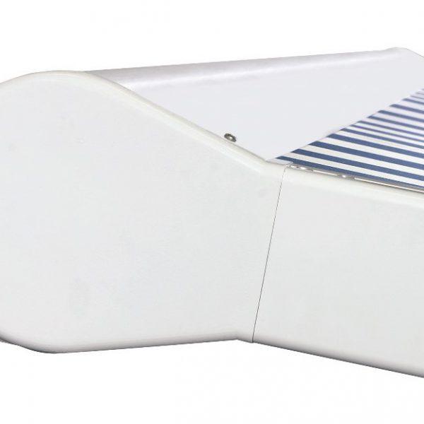 Varisol T500 Kastenseitenkappe Terrassenmarkise